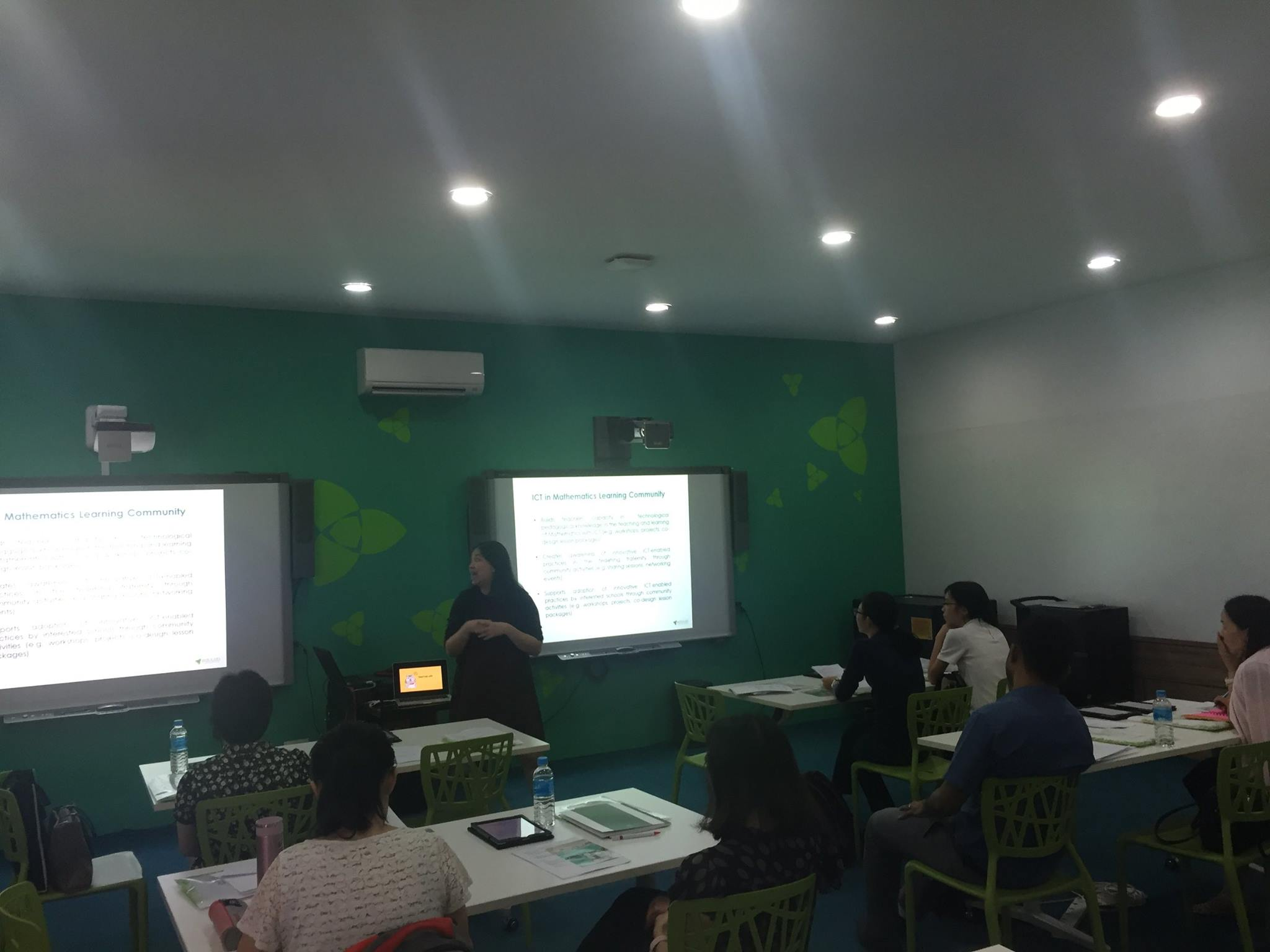Miao x Ministry of Education Singapore Private Sharing Session
